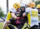 ECG haastaa Kuopio Steelersin kotikentällään